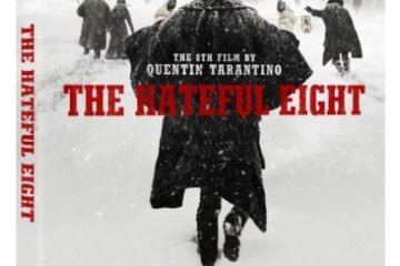 THE HATEFUL EIGHT arriving on Blu-Ray on March 29th, 2016. 11