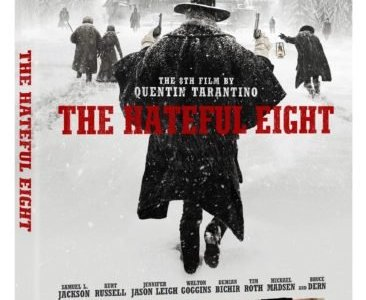 THE HATEFUL EIGHT arriving on Blu-Ray on March 29th, 2016. 15