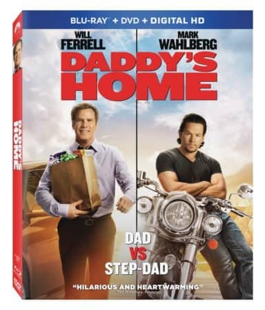 Daddy's Home Animated Bedtime Stories and #DadDanceOff are here this week! 1