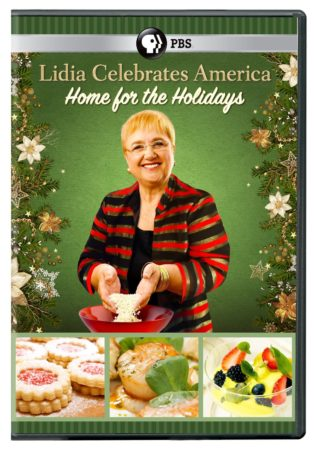 LIDIA CELEBRATES AMERICA: HOME FOR THE HOLIDAYS 1