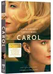 CAROL Available on Blu-ray™, DVD and On Demand March 15, 2016. Available on Digital HD March 4, 2016 9