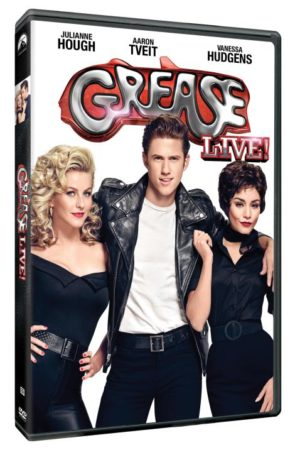 GREASE LIVE! available now on Digital HD and March 8th on DVD 1