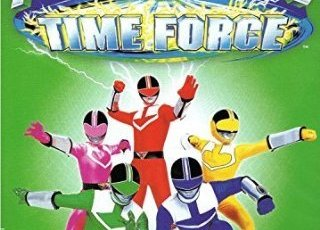 POWER RANGERS TIME FORCE: THE COMPLETE SERIES 8