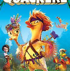 Shout! Factory and Planeta Inform Film Distribution announce movide deal for new animated feature QUACKERZ. 8