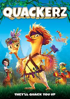 Shout! Factory and Planeta Inform Film Distribution announce movide deal for new animated feature QUACKERZ. 1