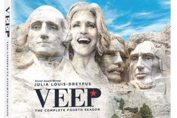 Veep: The Complete Fourth Season hits Blu-Ray on April 19th. 15