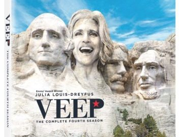 Veep: The Complete Fourth Season hits Blu-Ray on April 19th. 38