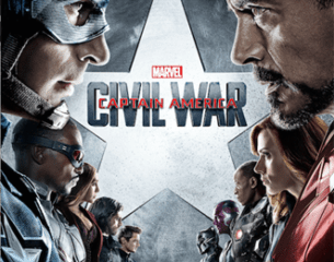 CAPTAIN AMERICA: CIVIL WAR IGNITED OVER THE INTERNET TODAY! 27