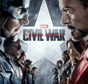 CAPTAIN AMERICA: CIVIL WAR IGNITED OVER THE INTERNET TODAY! 9