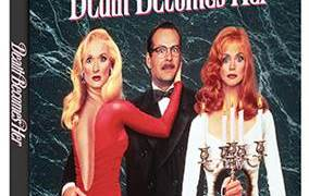 DEATH BECOMES HER Collector's Edition BD will finally hit home ent. shelves on April 26 14