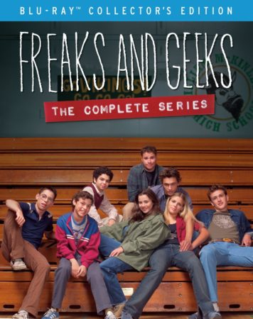 FREAKS AND GEEKS: THE COMPLETE SERIES - BLU-RAY COLLECTOR'S EDITION 3
