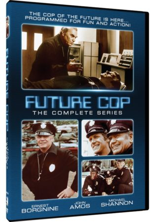 FUTURE COP: THE COMPLETE SERIES 3