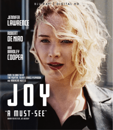 Share the story of Family, Love, and Loyalty! Joy comes to Digital HD April 8 and Blu-ray May 3! 1