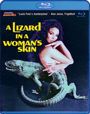 LIZARD IN A WOMAN'S SKIN, A 1