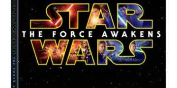 Star Wars: The Force Awakens on Digital HD 4/1 & Blu-ray Combo Pack and DVD 4/5 15
