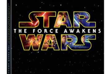 Star Wars: The Force Awakens on Digital HD 4/1 & Blu-ray Combo Pack and DVD 4/5 24