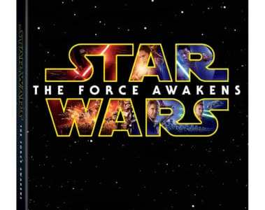 Star Wars: The Force Awakens on Digital HD 4/1 & Blu-ray Combo Pack and DVD 4/5 39