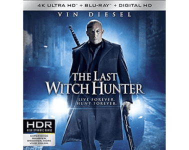 LAST WITCH HUNTER, THE: 4K ULTRA HD 23