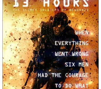 13 HOURS: THE SECRET SOLDIERS OF BENGHAZI arrives on Blu-ray Combo Pack June 7th and Digital HD May 24th 7