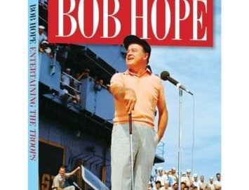 BOB HOPE: ENTERTAINING THE TROOPS 44