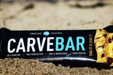 LA Surfer Launches New Gluten-Free Nutrition Carve Bar for Surfers 3