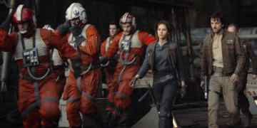 ROGUE ONE gets a trailer. 5