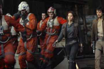 ROGUE ONE gets a trailer. 15