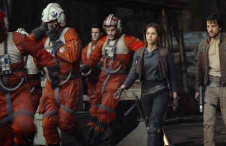ROGUE ONE gets a trailer. 1
