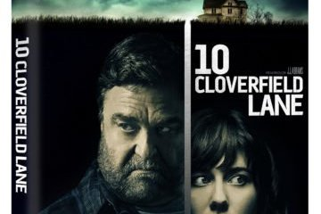 10 CLOVERFIELD LANE comes to Blu-ray Combo Pack June 14th and Digital HD May 31st 19
