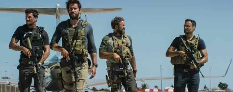 13 HOURS: THE SECRET SOLDIERS OF BENGHAZI 3