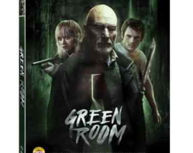 GREEN ROOM On Blu-ray and DVD July 12 23