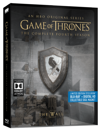 GAME OF THRONES: THE COMPLETE FOURTH SEASON (DOLBY ATMOS) 3