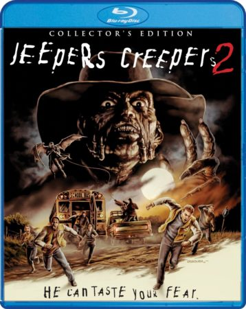 JEEPERS CREEPERS 2 3