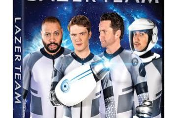 LAZER TEAM Available on DVD August 2, 2016 7