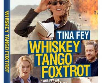 WHISKEY TANGO FOXTROT debuts on Blu-ray June 28th and on Digital HD June 14th 5