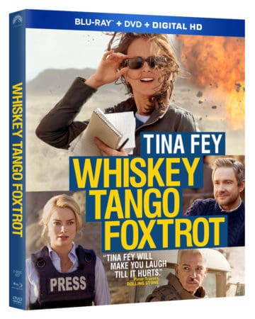 WHISKEY TANGO FOXTROT debuts on Blu-ray June 28th and on Digital HD June 14th 3