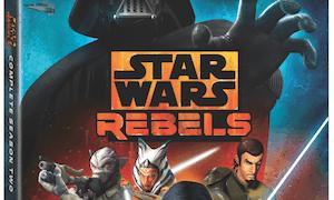 Star Wars Rebels: Season 2 - on Blu-ray and DVD August 30 13