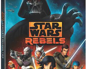 Star Wars Rebels: Season 2 - on Blu-ray and DVD August 30 11
