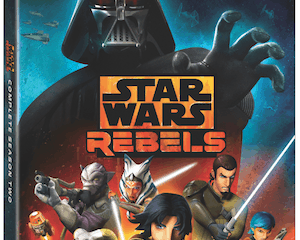 Star Wars Rebels: Season 2 - on Blu-ray and DVD August 30 23