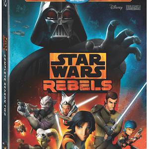 Star Wars Rebels: Season 2 - on Blu-ray and DVD August 30 7