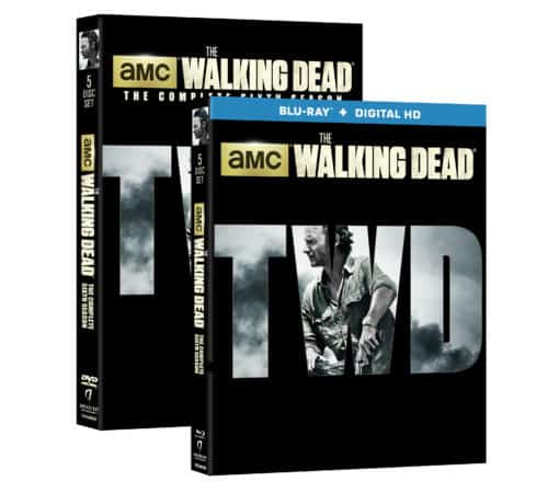 """Anchor Bay Entertainment Delivers the Latest Chapter of AMC's Popular Series """"The Walking Dead: The Complete Sixth Season"""" 1"""