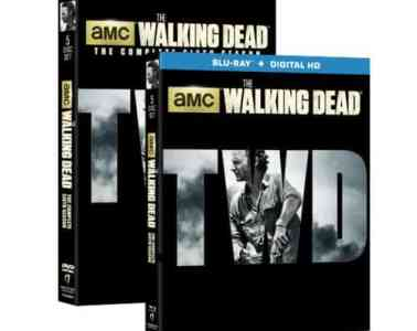 "Anchor Bay Entertainment Delivers the Latest Chapter of AMC's Popular Series ""The Walking Dead: The Complete Sixth Season"" 7"