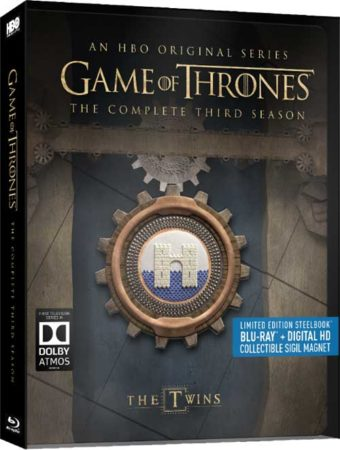 GAME OF THRONES: THE COMPLETE THIRD SEASON (DOLBY ATMOS) 3