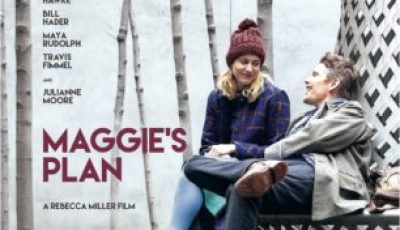 MAGGIE'S PLAN 6