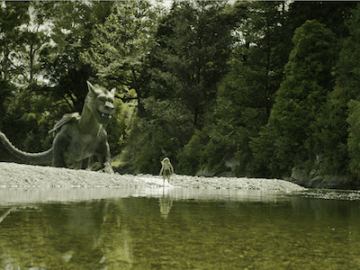 """The New Trailer for """"Pete's Dragon"""" is here! 55"""