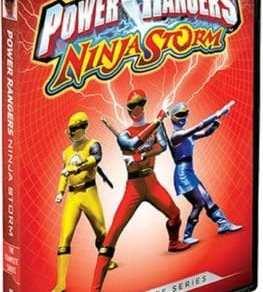 POWER RANGERS NINJA STORM: THE COMPLETE SERIES 11