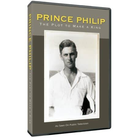 PRINCE PHILIP: THE PLOT TO MAKE A KING 3