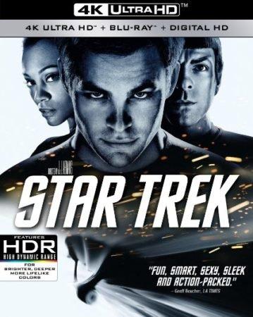 STAR TREK 4K (2009) 1