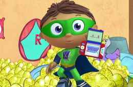 SUPER WHY! GOLDILOCKS AND THE THREE BEARS 35
