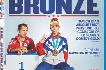 The Bronze Flips onto Blu-ray, DVD & Digital HD 8/2 9